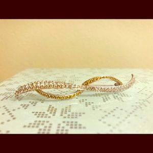 💖Sale Authentic Swarovski Crystal Brooch💖
